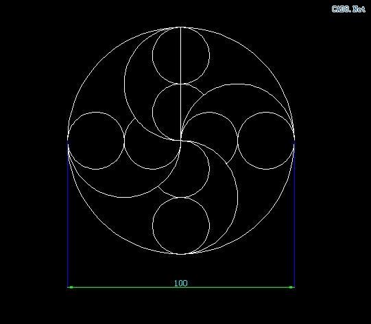 CAD练习题目-26.jpg