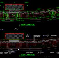 C5-7地块商业项目景观设计施工图