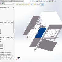 PCB检测设备 3D模型